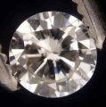 Vit (J-K) Diamant 0,25 Ct Brilliant 4,14x2,45 mm SI