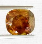 Sphene 3,55 Ct Kudd 9,6x8,4x5,9 mm SI-I