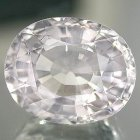 Morganit (Rosa Smaragd) 11,86 Ct Oval 16x12,8x9,15 mm VVS