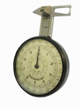 Presidium Dial Gemstone Gauge
