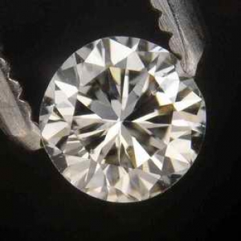 Vit (I-J) Diamant 0,28 Ct Brilliant 4,16-4,08x2,6 mm VS-SI