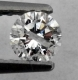 Vit (G-H) Diamant 0,30 Ct Brilliant 4,1x2,6 mm I1-I2