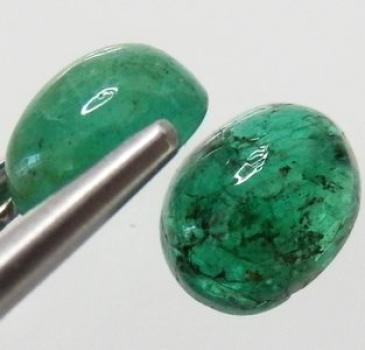 blå grön ädelsten