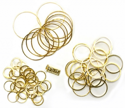 C.H.I.Q - Components - Spacers Gold