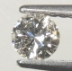 Mycket Bra Lyster Vit (Crystal) Diamant 0,23 Ct Brilliant Slipning Kvalitet SI-I