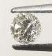 Mycket Bra Lyster Vit (Crystal-Cape) Diamant 0,23 Ct Brilliant Slipning Kvalitet SI-I