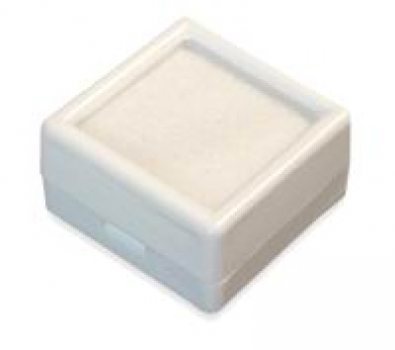 Vit box 50x50 mm glaslock
